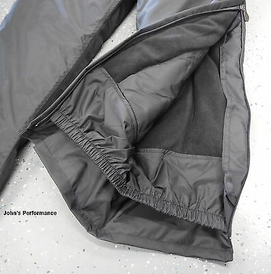 Choko Ladies Womens Deluxe Drop Seat Black Snowmobile Bibs S M XL  82PN000-