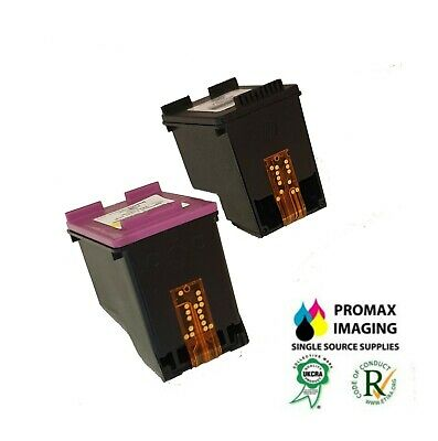 Remanufactured HP 301 Black and HP 301 Tri-Colour Ink Cartridge 3