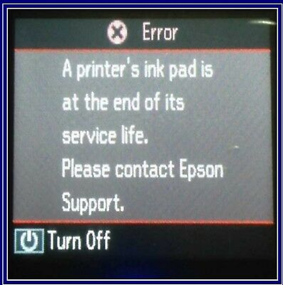 WASTE INK PADS RESET EPSON  XP520 XP620 XP625 XP720 XP820  Download 6