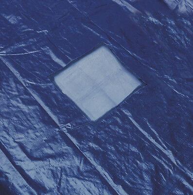 Bache de protection d'hiver pour piscine rectangulaire jusqu'à 8x5 m 3