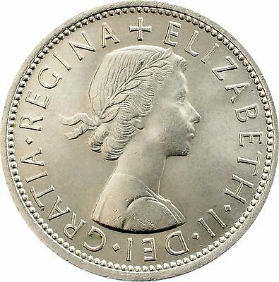 1953 to 1967 Elizabeth 2 Two Shilling / Florins Choice of Date 3