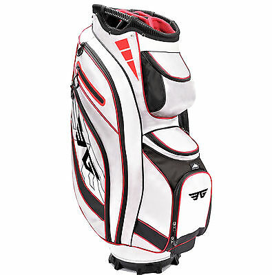 EG Eagole Super light 7 Lbs, 14 way-Full Length Divider, 10 Pocket Golf Cart Bag 3