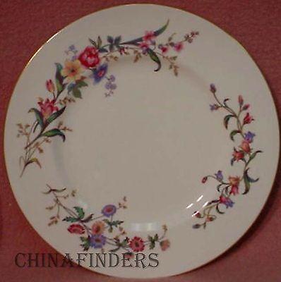 3 of 4 WEDGWOOD china DEVON SPRAYS W4076 pattern Set- Twelve (12) Dinner Plates 10- & WEDGWOOD CHINA DEVON SPRAYS W4076 pattern Set- Twelve (12) Dinner ...