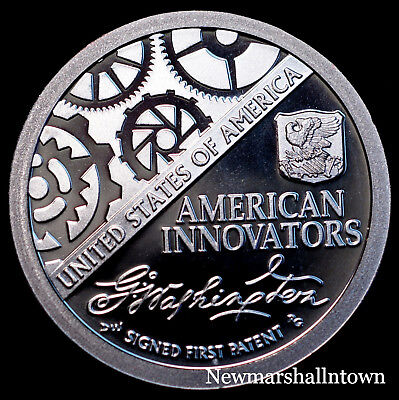 2018 P+D+S American Innovation Mint Proof Set from Proof Set and PD from Rolls 4