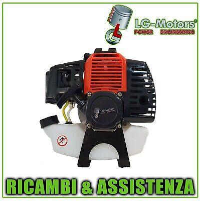 Motore di Ricambio 42,7cc 2 tempi per Decespugliatore Rasaerba Tosaerba Potatore 3