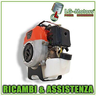 Motore di Ricambio 42,7cc 2 tempi per Decespugliatore Rasaerba Tosaerba Potatore 2