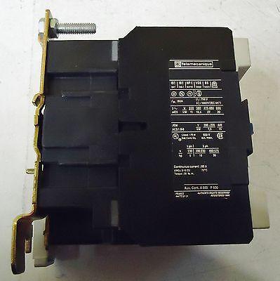 Telemecanique Lc1-D4011 Contactor. 2