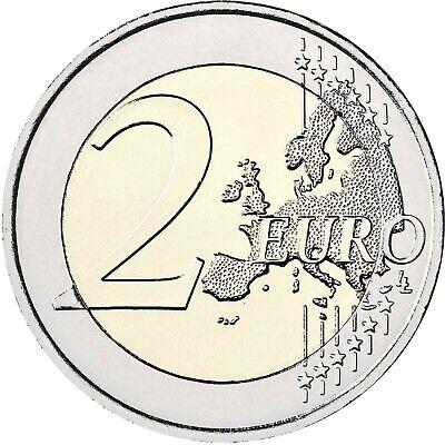 Vatikan 2 Euro 2019 Stgl 90 Jahre Gründung des Staates im Folder 3
