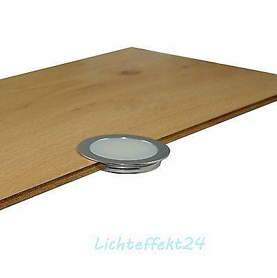 Parkett Laminat usw 3 x Bodenleuchte Silas 12V Begehbar IP67 mit Warmlicht