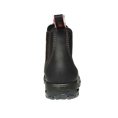 Redback UBOK Non Safety Work Boots. Elastic Sided Bobcat. Oiled-Kip. Brand New 5