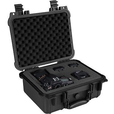 Fotokoffer Kamerakoffer Transportkoffer Schutzkoffer Schaumstoff Outdoor Größe M 2