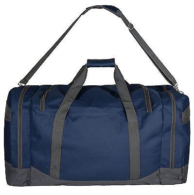 0be7d0b9d3527 ... Sporttasche Tasche Reisetasche Reisekoffer Trainigstasche 90l  70x35x35cm Blau 5