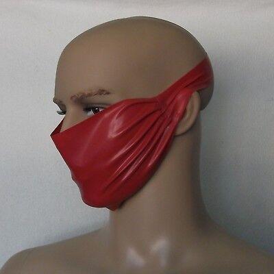 Latex Mundschutz Stirnband Halstuch