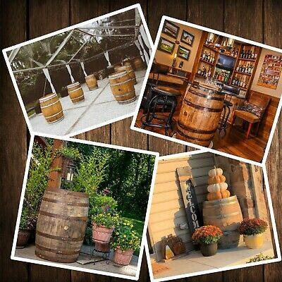 Authentic Used Kentucky Bourbon Whiskey Barrels 3