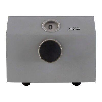 1-10 MOhm 0.05% P4071 Decade Resistance Standard Box Resistor an-g L&N ESI IET 2