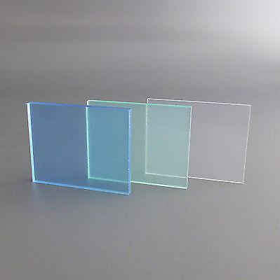 PLEXIGLAS Glasklar Acrylglas 2 bis 20mm Zuschnitte Platten Schilder Fenster Tür