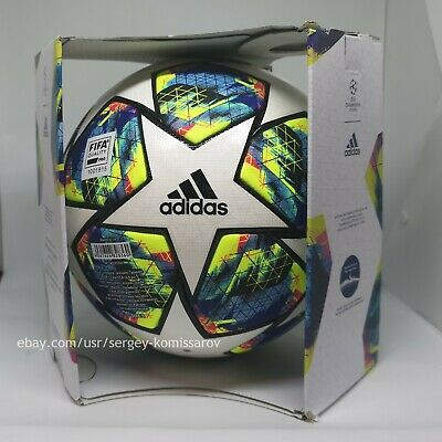 Adidas Champions League Finale 2019-2020 OMB ball, size 5, DY2560, with box 7