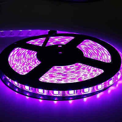 5050 RGB 5M 300 LEDS SMD LED Strip Light 12V Waterproof 24 KEY IR Controller 6
