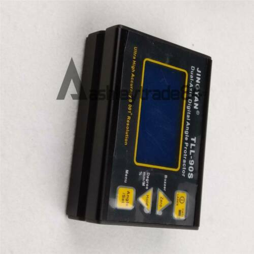 TLL-90S Digital Laser Level Protractor Angle Finder Meter Hi-accuracy 0.005° 90S 4