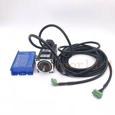 NEMA34 NEMA23 DSP Closed Loop Stepper Motor Drive Kit 2PH/3PH CNC Router 1-12NM 6