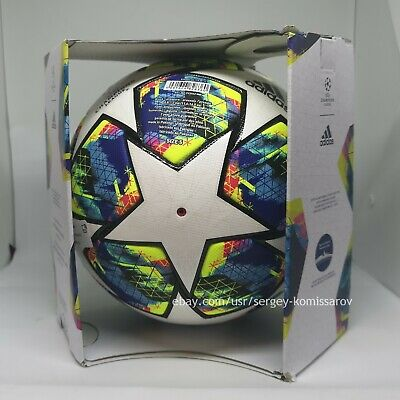 Adidas Champions League Finale 2019-2020 OMB ball, size 5, DY2560, with box 6
