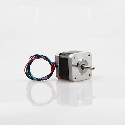 5pcs Stepper Motor Nema17 1.8degree 2.6KG.CM 4wires 0.4A 17HS3404N 3D printer 2