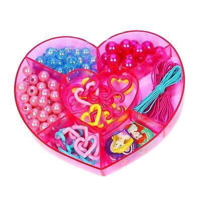 DISNEY Princess Create Your Own Jewellery Maker Set Beads Kit Bracelet Necklace 3