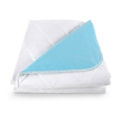"""Reusable Waterproof Bed Pad & Sheet Protector - 34"""" x 52"""" inches Underpad 4"""