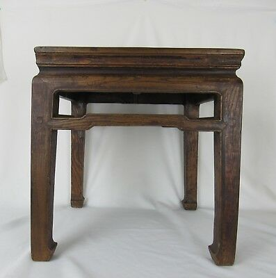A pair of Chinese Antique Cafe Table /Stool Ming Dynasty Style 8