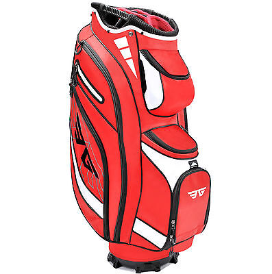 EG Eagole Super light 7 Lbs, 14 way-Full Length Divider, 10 Pocket Golf Cart Bag 4