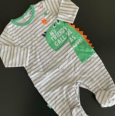 Baby Strampler 44 50 56 62 68 Jungen Mädchen Schlafanzug Einteiler Reborn UNISEX