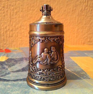 Mechero Metalico Vintage