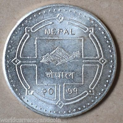 2017 NEPAL1000 RUPEE LALITPUR CHAMBER COMMERCE INDUSTRY SILVER COIN KM#NEW UNC