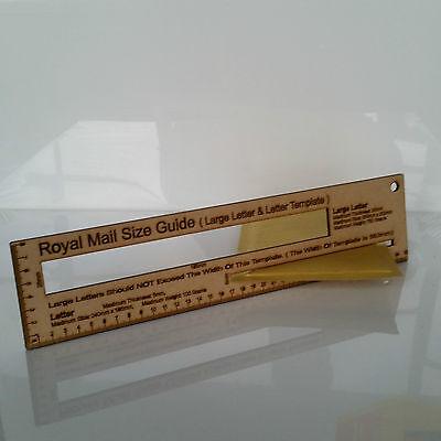 Royal mail ppi letter size guide post office postal price postage 11 of 12 royal mail ppi letter size guide post office postal price postage ruler template spiritdancerdesigns Images