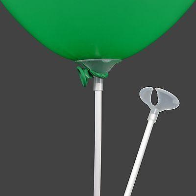 500 Luftballon Stäbe Luftballonstäbe Ballonstäbe Luftballonhalter