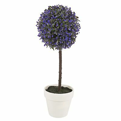 Decorative Artificial Outdoor Ball Plant Tree Pot Colour Small Medium Large 5
