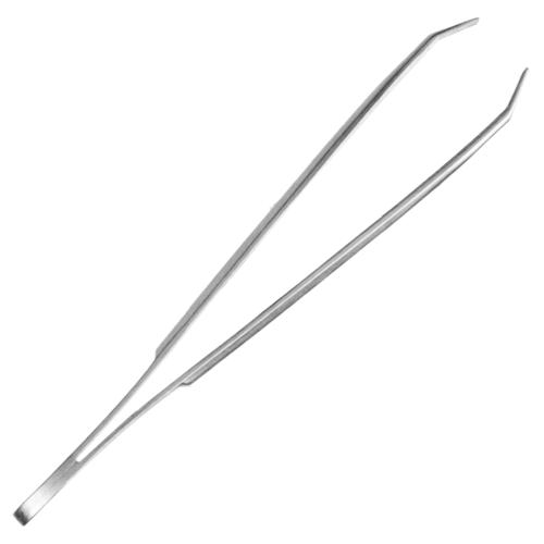 Feine Pinzette zum Augenbrauenzupfen - Hergestellt in Solingen - Top-Qualität -