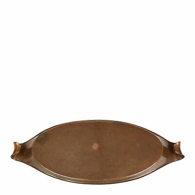 Arts & Crafts Was Benson Handled Copper Tray C.1900 3