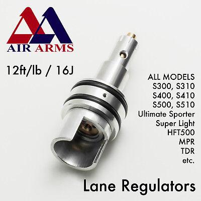 AIR ARMS - MK9 Lane Lancet PCP Airgun Regulator Kits - Made In UK