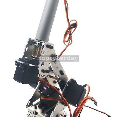 6-Axis S6 Industrial Mechanical Robot Arm Steel Metal Robotic Manipulator DIY UK 7
