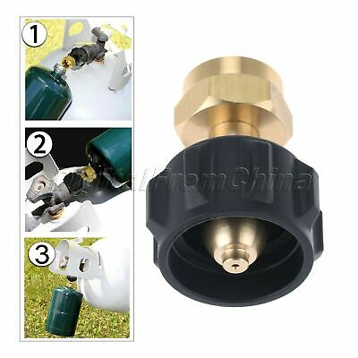Useful Gas Propane Refill Adapter 1 LB Cylinder Connection QCC1 Regulator Valve 6