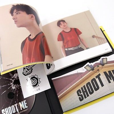 [DAY6]3th mini album Shoot Me:Youth Part 1/Trigger Ver./Only Album/No photocard 4