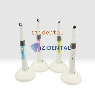Dental 1 Second Cure Wireless LED Curing Light Lamp 2500mw/cm² Woodpecker Style 2