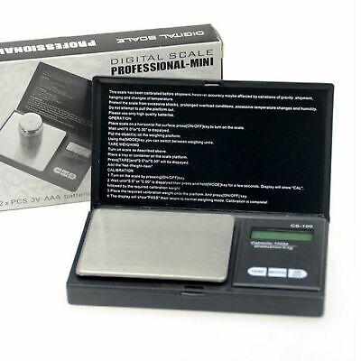 Pocket 1000g x 0.1g Digital Jewelry Gold Coin Gram Balance Weight Precise Scale 12
