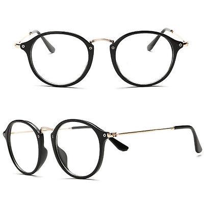 Occhiali da Vista iFrames Montatura in Acetato Ovale Rotondo Vintage Donna/Uomo H3rCq