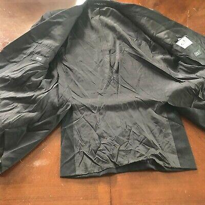 Hugo Boss Sz 42 R Gray Wool Two Button Men's Sports Coat Blazer 4