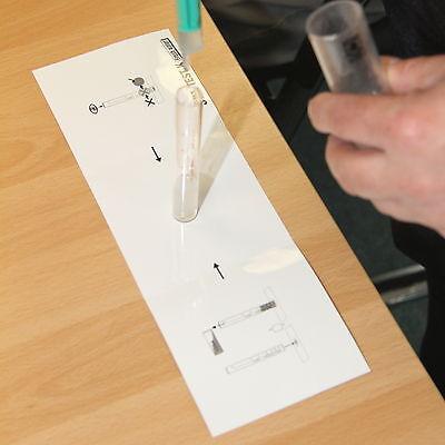 JBL  Kalium Test - Set K -Test zur Bestimmung des Pflanzennährstoffes Kalium