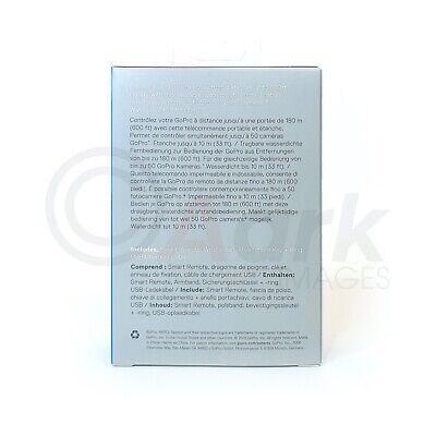 GoPro Smart Remote ARMTE-002 HERO 5 6 7 8 - WiFi Control, USB Cable, Wrist Strap 7