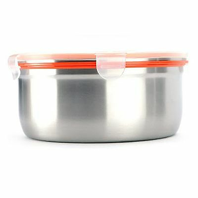 STENLOCK STAINLESS STEEL Airtight Food Storage Container Side lunch