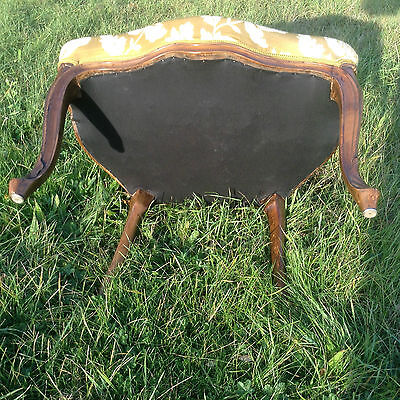 Baroque Chair Armchair Louis XV Art furniture Rococo Antique Vintage Type 7
